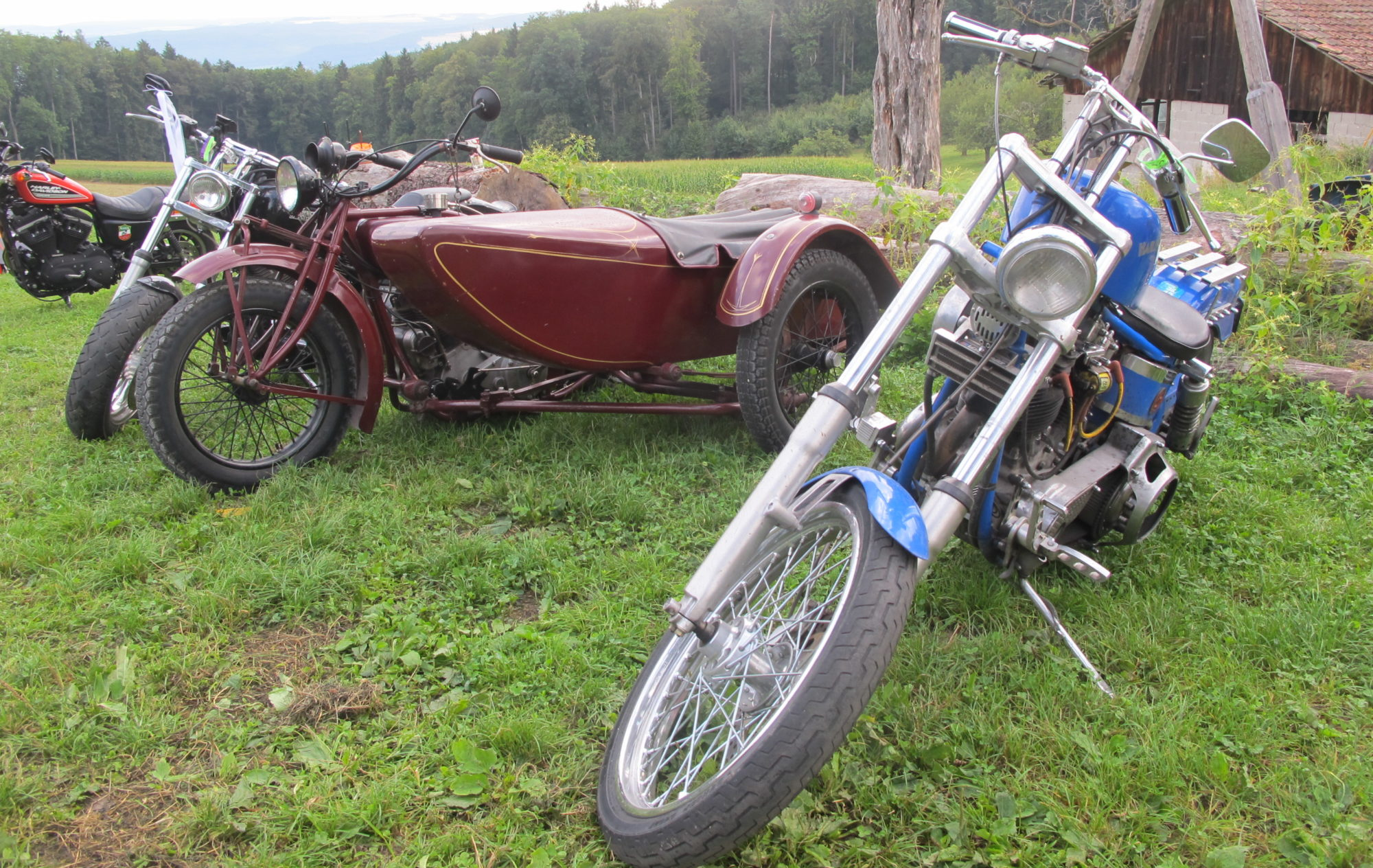 HARLEY INDIAN CLUB SCHWEIZ